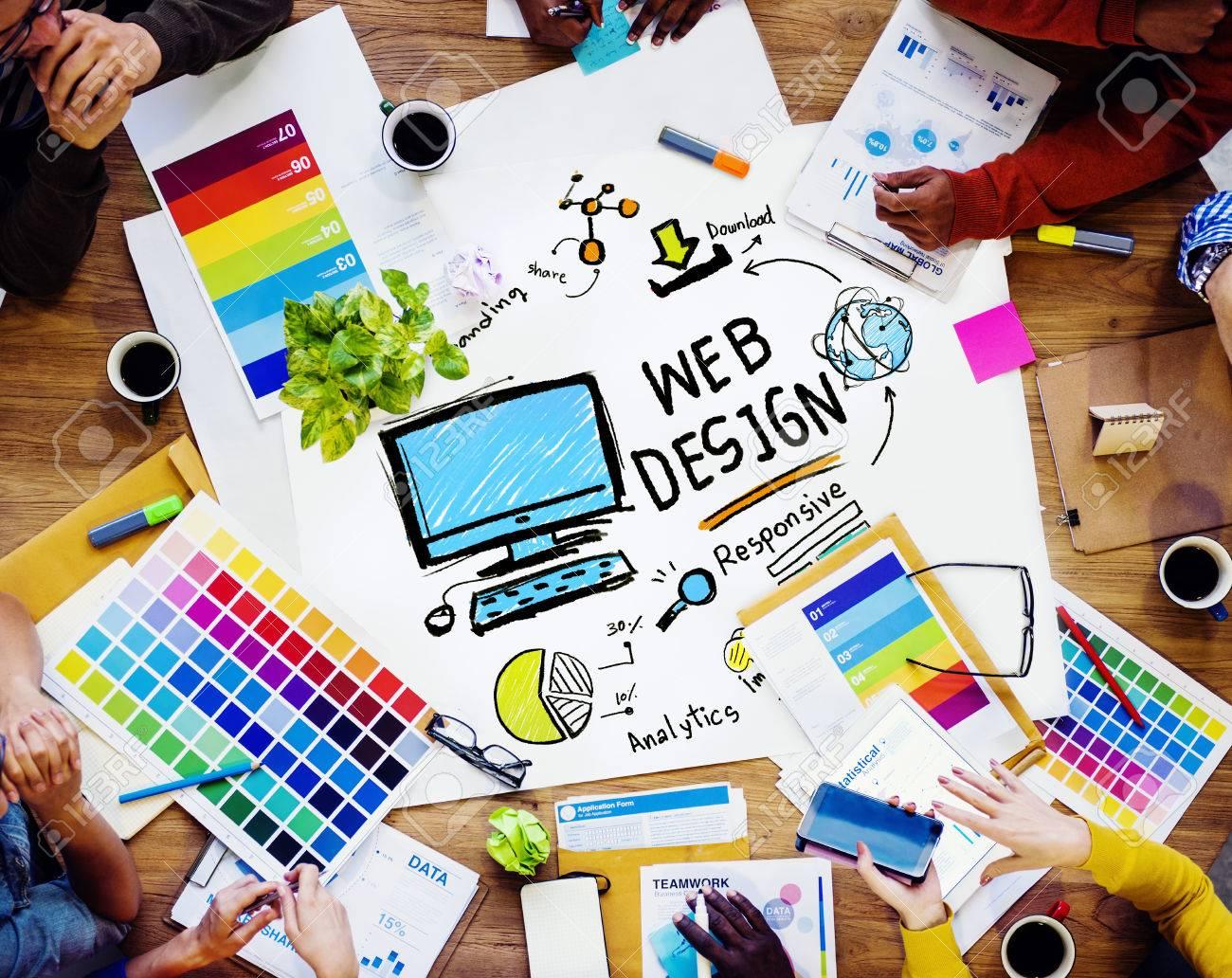 Diseño web, creatividad y trabajo en equipo