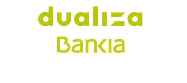 Logotipo Bankia-Dualiza